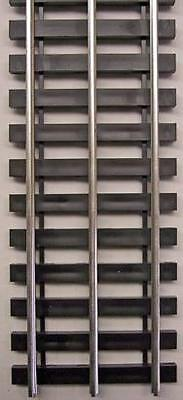 Gargraves 502S-6 Std. Gauge 3 Rail Regular Stainless 6.2 Plastic Tie Sectional