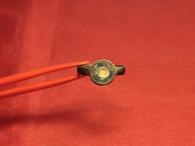 Ancient Roman Ring, Finger Ring, 4. Century, Child Ring