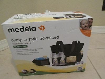medela pump in style advanced double breastpump with on-the-go tote