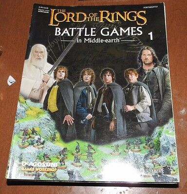 Warhammer Lord Of The Rings Battle Games In Middle Earth 1, Magazine