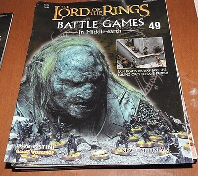 Warhammer Lord Of The Rings Battle Games In Middle Earth 49, Magazine