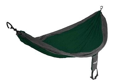 Eagles Nest Outfitters ENO SingleNest Hammock Forest/Charcoal