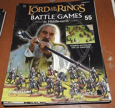 Warhammer Lord Of The Rings Battle Games In Middle Earth 55, Magazine