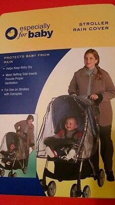 Baby Stroller RAIN COVER - New in Package