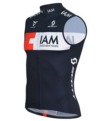 Weste IAM Cycling Team Replica Vest