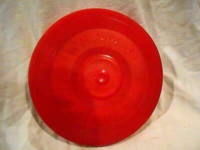Vintage Wham-O Frisbee w/directions