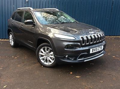2015 Jeep Cherokee 2.0 CRD Limited 4x4 5dr start/stop Automatic SUV