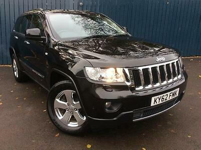 2013 Jeep Grand Cherokee 3.0 CRD V6 Limited Station Wagon 4x4 5dr Automatic SUV