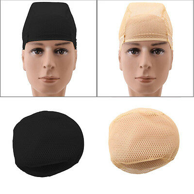 Nylon Wig Caps Unisex For Making Weaving Wigs With Adjustable Stretch Net