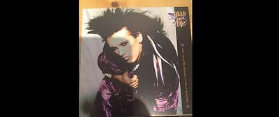 S/A/W Dead Or Alive - You Spin Me Round Postcard No CDs PWL Pete Burns