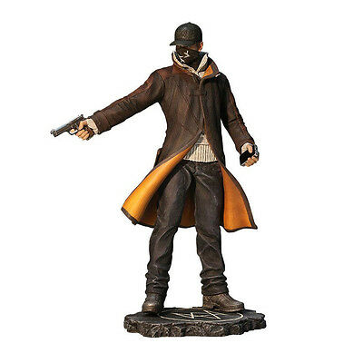 Watch Dogs Figur / Statue Aiden Pearce Execution | 24 cm | NEU & OVP |