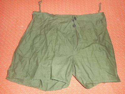 Great Britain : Wwii 1945 Underpant Boxer Shorts Militaria 1945 Wwii