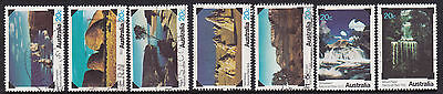 1979 Australian National Parks - Complete Set of Used Stamps