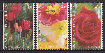 1994 Thinking of You - Complete Set of Used Stamps