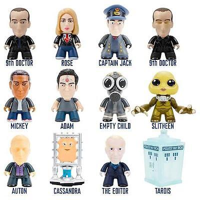 DR WHO VINYL FIGURES TITANS FULL SET OF 12  9th Doctor: FANTASTIC COLLECTION