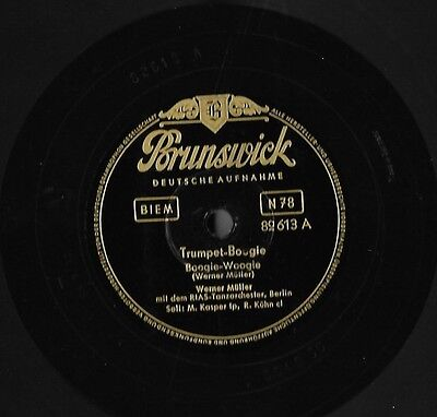 Trumpet-Boogie & I only have Eyes for You - Werner Müller & RIAS-Tanzorchester