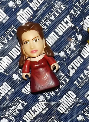 Doctor Who Vinyl Figures From Titans Clara The Good Man Collection