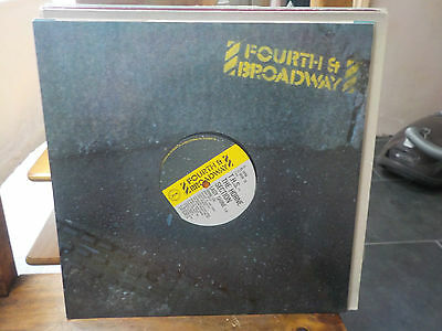 """Ths The Horne Section Lady Shine On 1984 Soul Funk Disco 12"""" Vinyl Single"""
