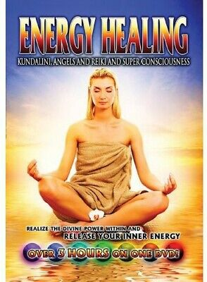 Energy Healing: Kundalini, Angels and Reiki and Supe DVD Region 1
