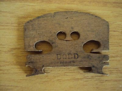 An Antique Violin Bridge