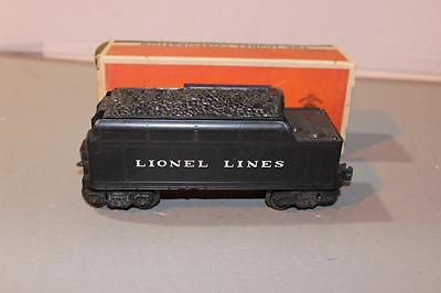 Lionel Post-War - #6001T - Non-Whistle Tender- Boxed -  0/027 Scale- S14