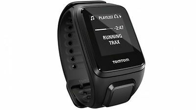 TomTom Spark Music GPS Fitness Watch - Small - Music
