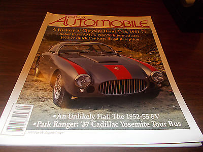 Collectible Automobile Magazine /April 2013/Chrysler Hemi History/ More !!