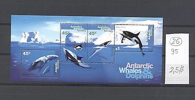 AAT 1995 MNH s/sh.Wales.See scan.