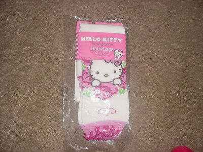 Hello Kitty  Baby Leggins  Leg Warmmers New