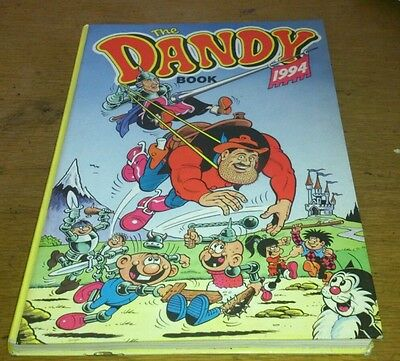 Dandy Annual, 1994, Good Condition