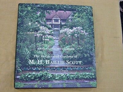 Rare Book On The Arts & Crafts Designer M.h. Baillie Scott..mackintosh..voysey