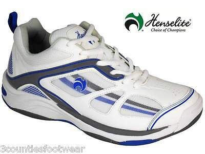 HENSELITE MPS40 PROFESSIONAL BOWL SHOES - Ultra Lightweight - LAWN GREEN BOWLS