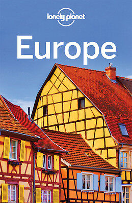 Lonely Planet EUROPE 1 (Travel Guide) - BRAND NEW PAPERBACK