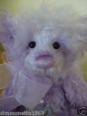 Charlie Bears Charlie 2014 Mohair Year Bear by Isabelle Lee Ltd Edition