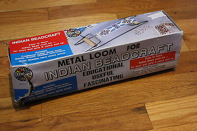 Holiday Metal Loom for Indian Beadcraft H250 Bead Craft H 250