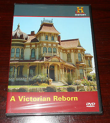 History Channel Presents: A Victorian Reborn (DVD, 2011) Incredible Restoration!