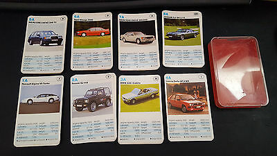 *Untitled* Cars Top Trumps 1980's??