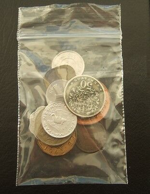 JOB LOT OF 10 COLLECTABLE COINS : (Ref 07)