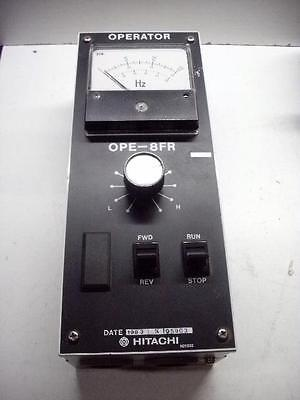 Hitachi Ope-8Fr Operator Station New!!