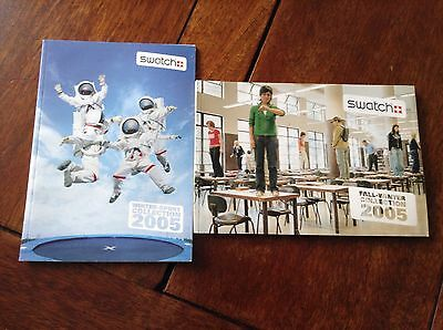 Swatch Watch Catalogues 2005