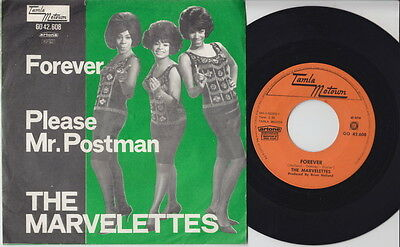 The MARVELETTES * Forever * MOTOWN NORTHERN SOUL MOD * Dutch 45 *