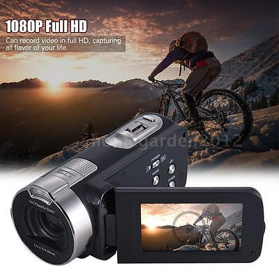"Andoer 1080P 20MP Ultra HD Digital Video Camera DV Camcorder With 2.7""LCD Screen"