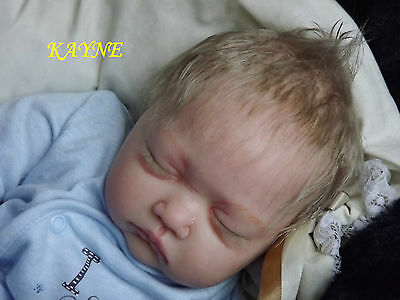 New Stunning Fullsize Lifelike Reborn Baby Boy Doll Christmas Birthday Gift