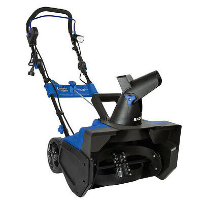 Snow Joe Ultra 21 Inch 15 Amp Electric Snow Thrower with 4 Blade Auger & Light