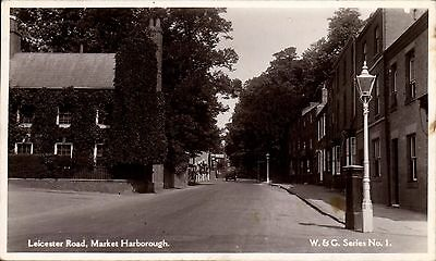 Market Harborough. Leicester Road # 1 in W.& G.Series.