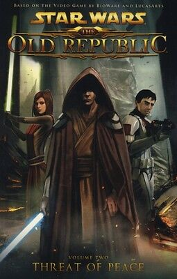 Star Wars: The Old Republic: Threat of Peace (Paperback), Chestne. 9781848564954