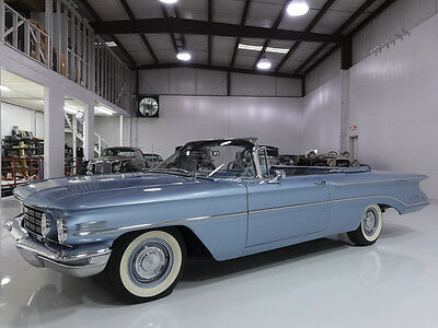 1960 Oldsmobile Other 98 Convertible, Top-of-the-line model! CA Car 1960 Oldsmobile 98 Convertible, One of only 7,284 built! Stunning!!