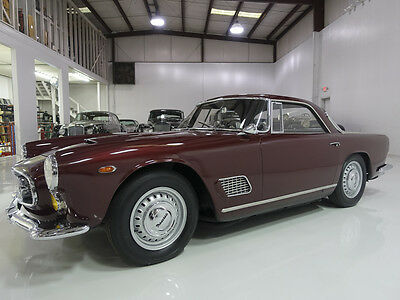 1960 Maserati Other 3500 GT by Touring, only 26K miles! Matching #S! 1960 Maserati 3500 GT by Touring, collector owned! Rare! 1 of 257 built!