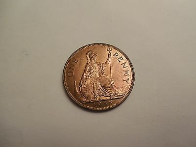 Thirty One1938 George VI Penny in Uncirculated Condition