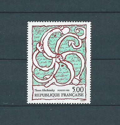 France - Tableaux - 1985 Yt 2382 - Timbre Neuf** Luxe
